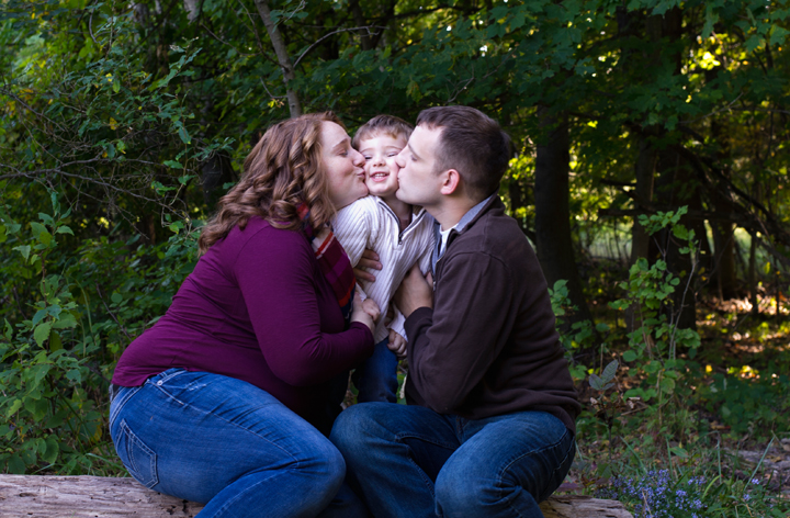 Lansing, MI Family Session