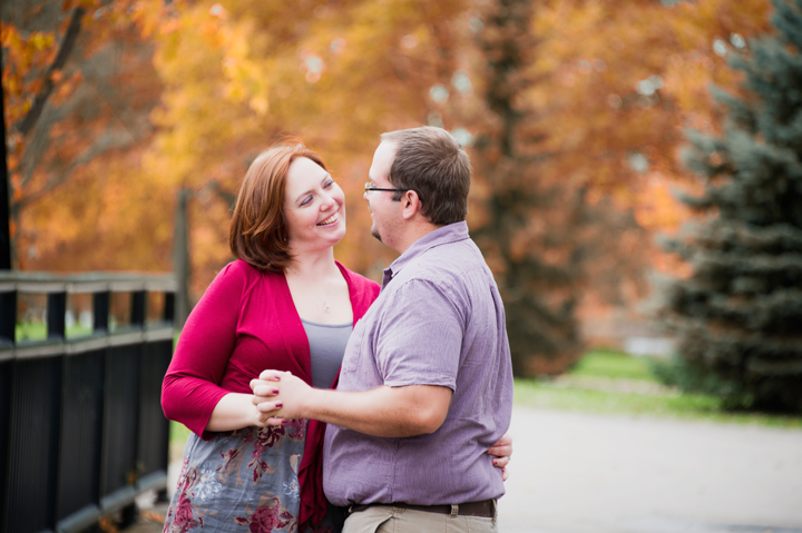 Grand Rapids, MI Engagement Session