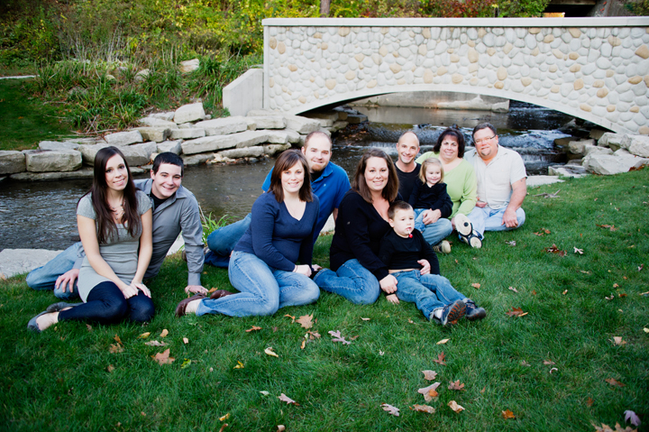 Grand Rapids, MI Extended Family Session