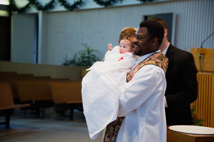 Grand Rapids, MI Baptism