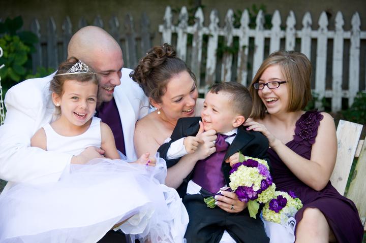 Grand Ledge, MI Wedding