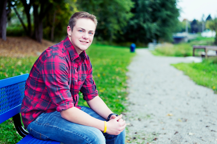 Dimondale, MI Senior Session
