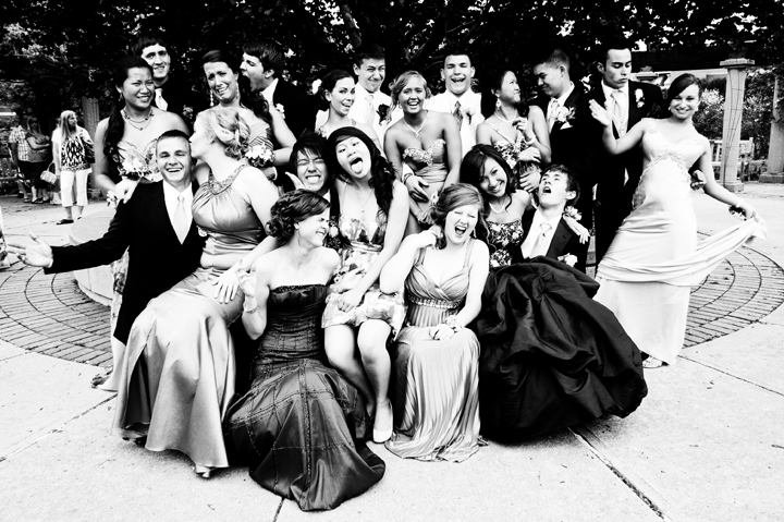 East Lansing, MI Prom Session